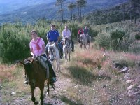 Excursiones a caballo para empresas