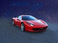 Conducir un Ferrari es tocar el Cielo