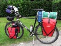 Montnegre自行车旅行
