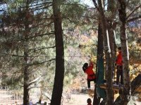 圣巴勃罗德洛斯蒙特斯 6 至 11 岁儿童滑索