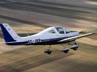 Bautismo de vuelo en avioneta en Garray 20 minutos