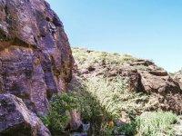 Escalada en roca nivel avanzado en Fataga 4 horas