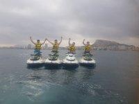 Tour for jet ski groups Alicante