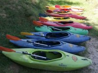 Canoes for groups