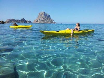 Alquiler de kayak en Es Figueral 4 horas