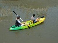 Doppia canoa