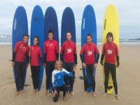 Come to our surf courses