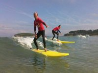 Initiation to surf