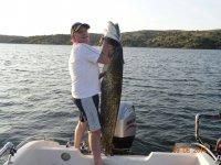 pesca desde barca