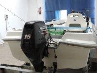 barca motorizada