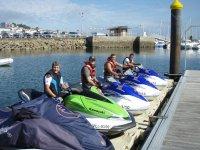 Alquiler de motos acuaticas