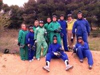 Team building en Valladolid