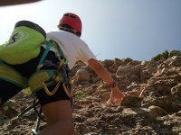 攀爬团队建设