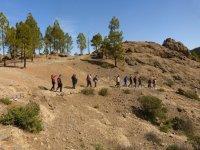 Ruta de senderismo y picnic en Roque Nublo 5 horas