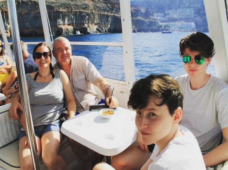 大加那利岛的家庭娱乐