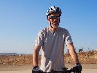 cycling through Caceres