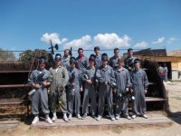 Paintball as a business incentive