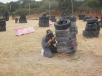 Play paintball in one of our scenarios