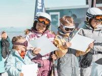 Clase de esquí para niños en Sierra Nevada 1 hora