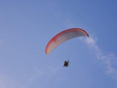 Volo con paramotore San Martín de la Vega 15 min