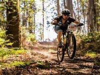 骑单车享受奥伦塞