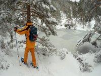 Rutas en invierno con Raquetas