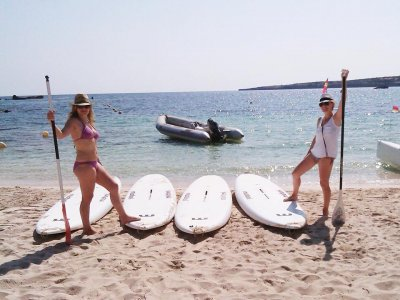 Wet4fun Paddle Surf