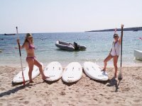 Chicas Paddle Surf