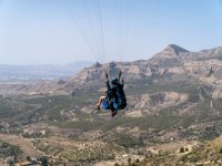 Paragliding flight from Igualada 45 minutes