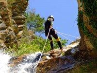 Boca del Infierno ravine in Castiello de Jaca 2h