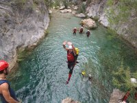 Barranco de Forcos en Bergua Iniciación 5 horas