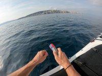 皮划艇钓鱼日