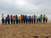 Surf camp Gijón