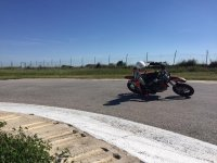 Conducir moto 2 tandas libres en Alcalá del Río