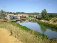 Alrededores de Canal de Castilla
