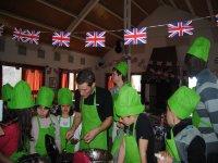 Concurso para peques master chef