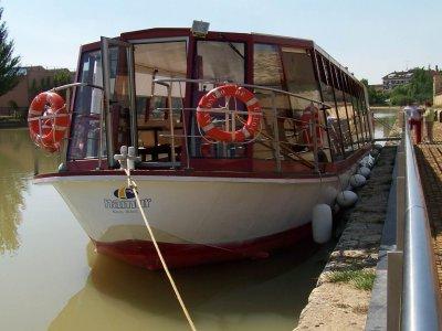 Canal de Castilla Paseos en Barco