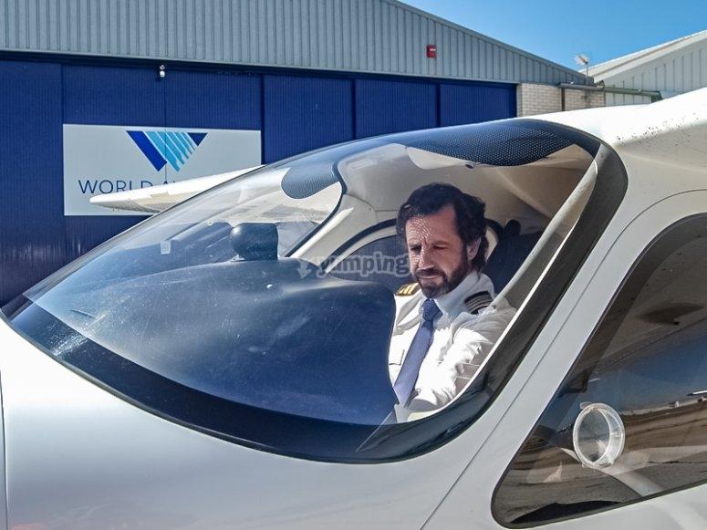 Pilotar Avioneta