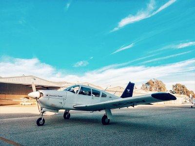 Pilotar una avioneta por Málaga 1 hora