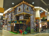 Tres pisos con Babypark