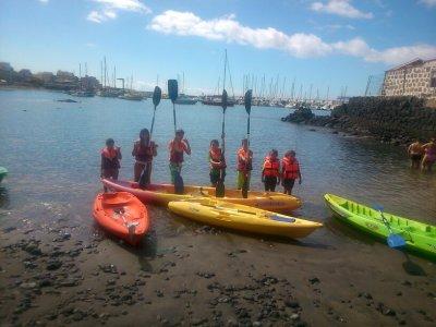 Actividades Náuticas de Tenerife Kayaks
