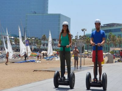 Five Star Watersports Segway