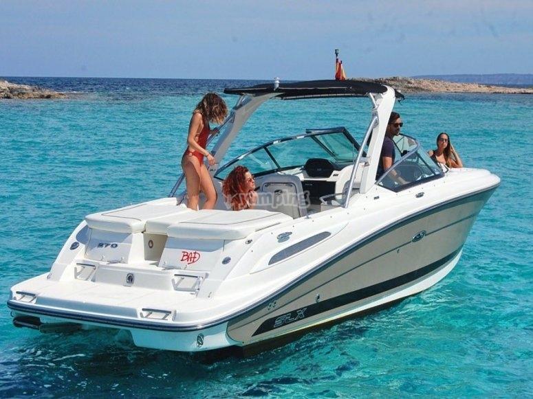 Alquiler de barco en Marbella