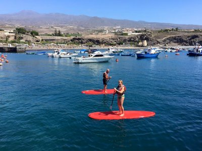 Actividades Náuticas de Tenerife Paddle Surf