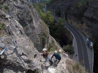 Ferrata en Castilla La Mancha