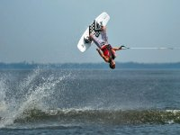 Jugando con las olas