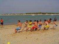 Actividades de team building en Cádiz