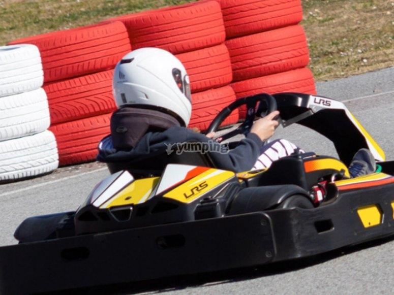 Premio de karting junior