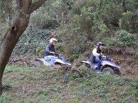通过圣苏珊娜(Santa Susana)进行四轮越野游览