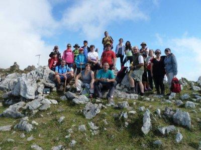 Ruta de senderismo hacia Pico de Abantos 4 horas